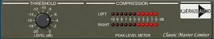 Kjaerhus Audio Classic Limiter