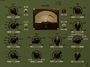 Molot - Free Vst Compressor